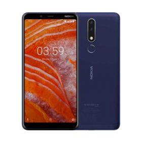 Nokia 3.1 Plus üvegfólia
