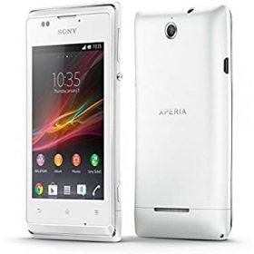 Sony Xperia E tok
