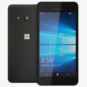 Microsoft Lumia 550 tok