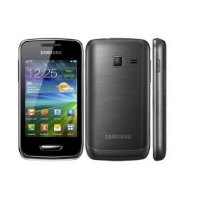 Samsung Galaxy Wave Y üvegfólia