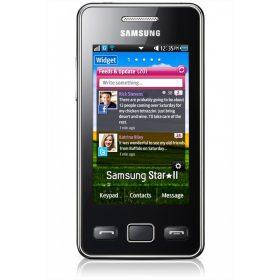 Samsung Star II üvegfólia