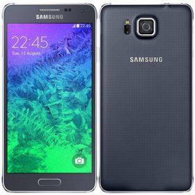 Samsung Galaxy Alpha tok