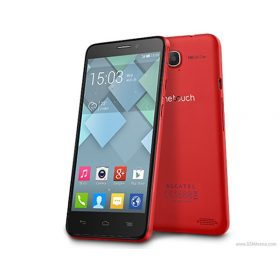 Alcatel One Touch Idol S üvegfólia
