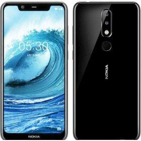 Nokia 5.1 Plus üvegfólia