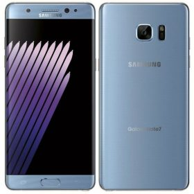 Samsung Galaxy Note 7 tok
