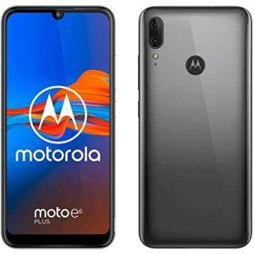 Motorola Moto E6 Plus tok