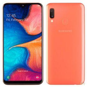 Samsung Galaxy A20e tok