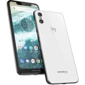 Motorola One tok