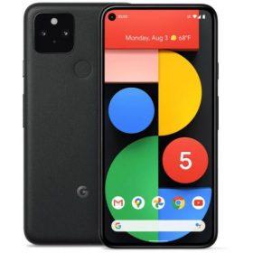 Google Pixel 5a tok