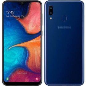 Samsung Galaxy A20 tok