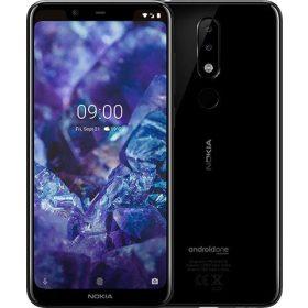 Nokia 5.1 Plus tok
