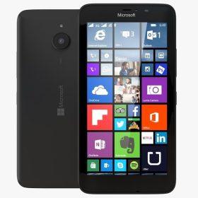 Microsoft Lumia 640 üvegfólia